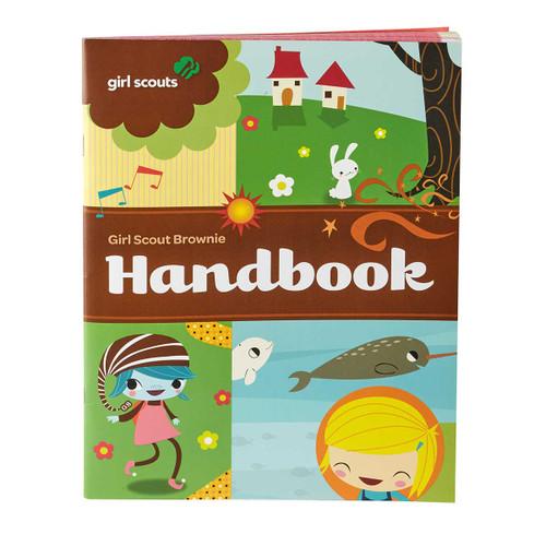 Girl Scout Brownie Handbook