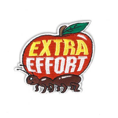 GSCM Extra Effort Patch