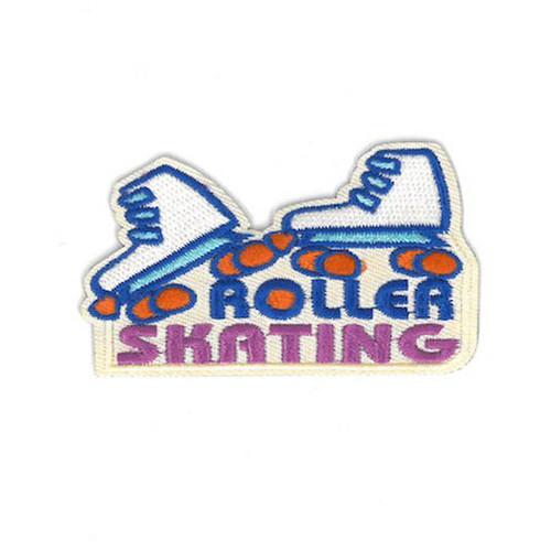 GSCM Roller Skating Patch