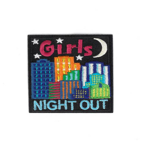 GSCM Girls Night Out Patch