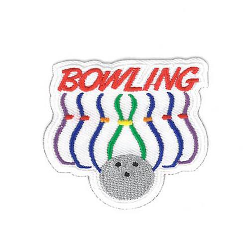 GSCM Bowling Patch
