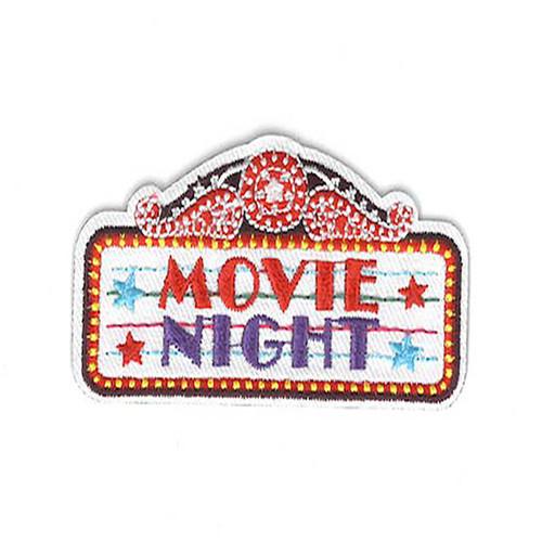 GSCM Movie Night Patch