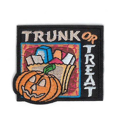 GSCM Trunk or Treat patch