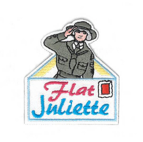 GSCM Flat Juliette Patch
