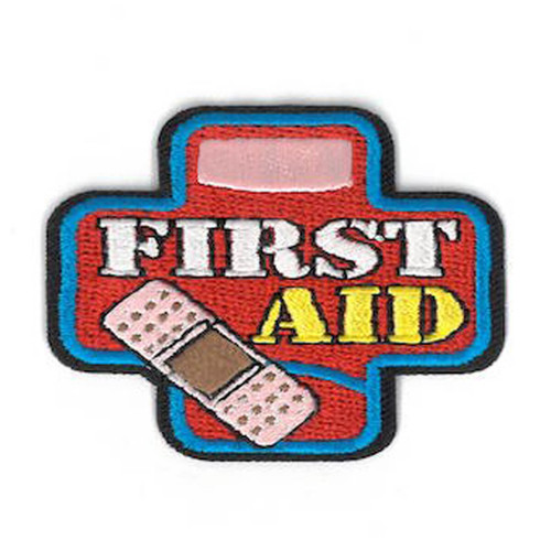 GSCM First Aid Patch