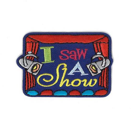 GSCM I Saw a Show Patch