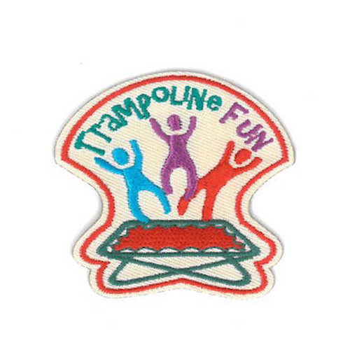 GSCM Trampoline Fun Patch