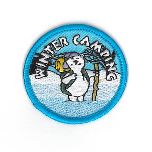 GSCM Winter Camping Patch