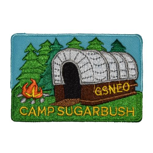 GSNEO: Camp Sugarbush Fun Patch
