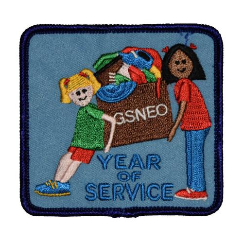 GSNEO: Year of Service Program Patc