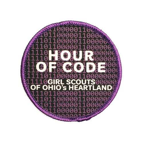 GSOH Hour of Code Patch
