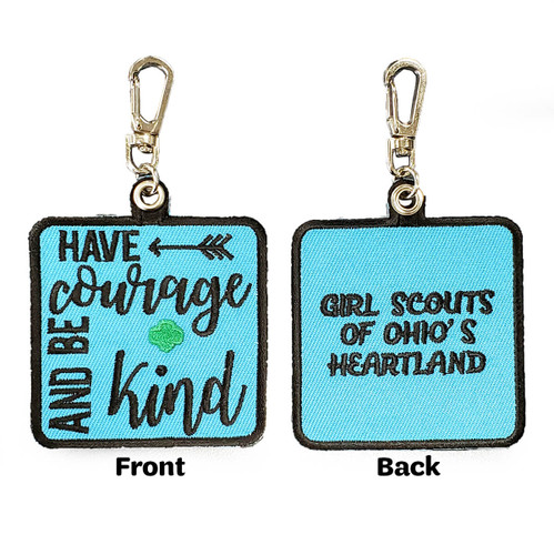 GSOH Be Kind Key Clip