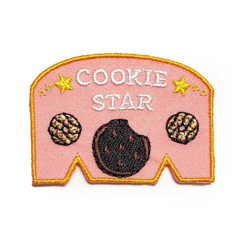 GSOH Cookie Star Main Patch