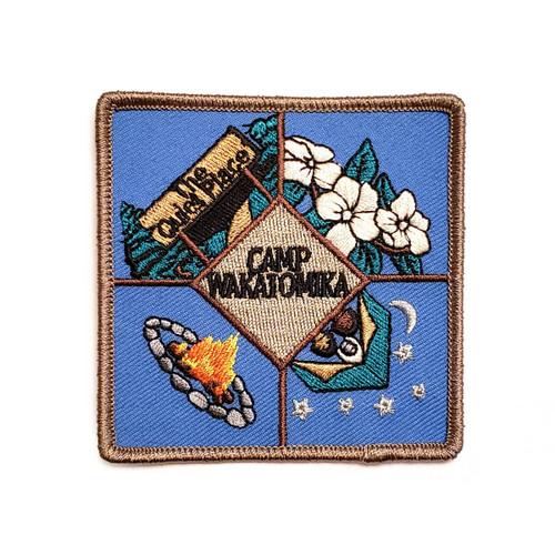 GSOH Camp Wakatomika Patch