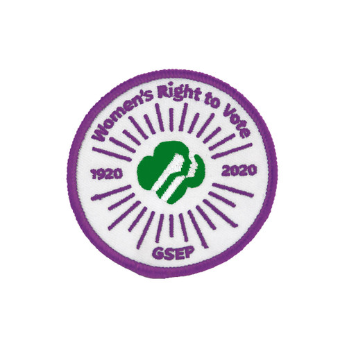 GSEP Women's Right to Vote 100th An