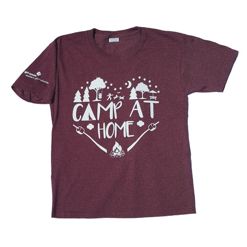 GSWPA Camp at Home T-Shirt