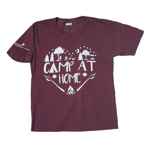 GSWPA Camp at Home T-Shirt