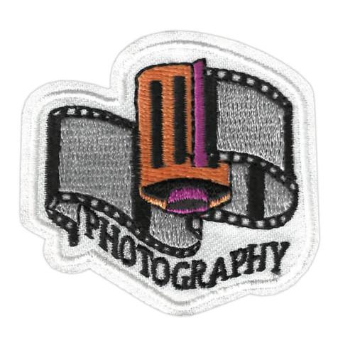 GSWPA Photography Iron-On Fun Patch