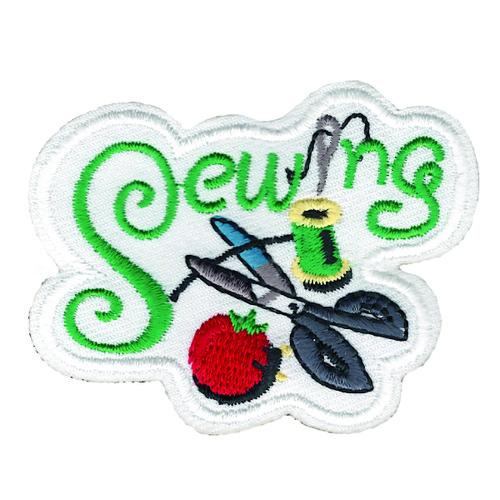 GSWPA Sewing Iron-On Fun Patch