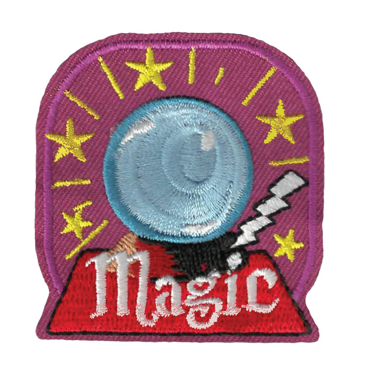 iron-on patch Magical Imagineer