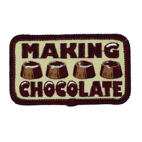 GSWPA Making Chocolate Iron-On Fun