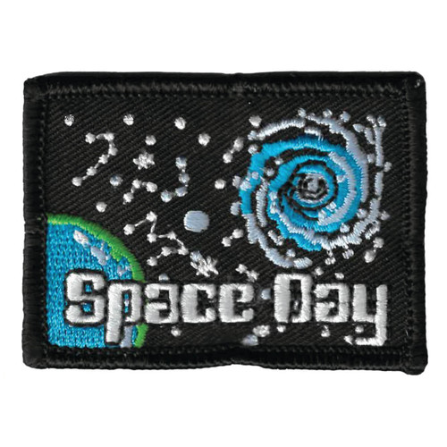 GSWPA Space Day Iron-On Fun Patch