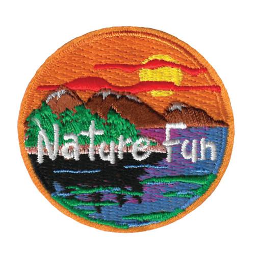 GSWPA Nature Fun Iron-On Fun Patch