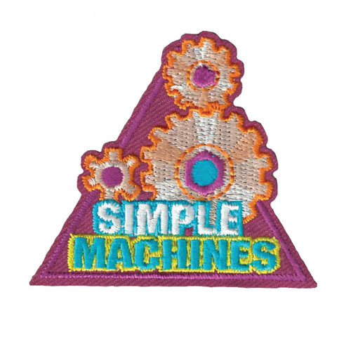 GSWPA Simple Machines Iron-On Fun P