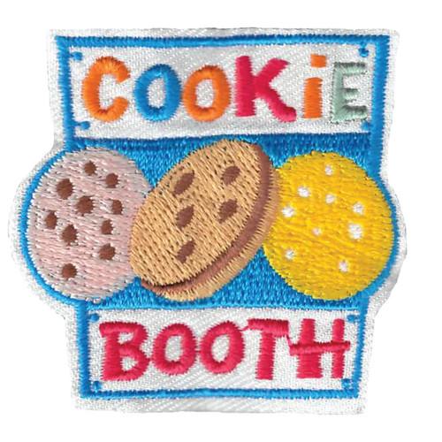 GSWPA Cookie Booth Iron-On Fun Patc