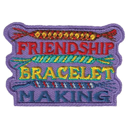 GSWPA Friendship Bracelets Iron-On