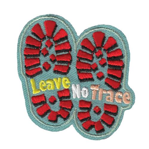 GSWPA Leave No Trace Iron-On Fun Pa