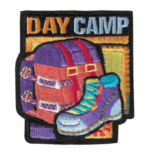 GSWPA Day Camp Iron-On Fun Patch