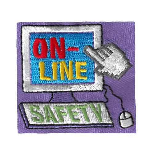 GSWPA On-Line Safety Iron-On Fun Pa