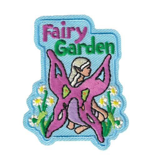 GSWPA Fairy Garden Iron-On Fun Patc