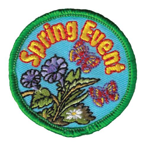 GSWPA Spring Event Iron-On Fun Patc