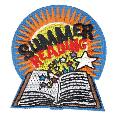 GSWPA Summer Reading Iron-On Fun Pa