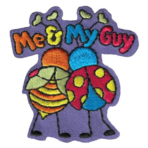 GSWPA Me & My Guy Iron-On Fun Patch
