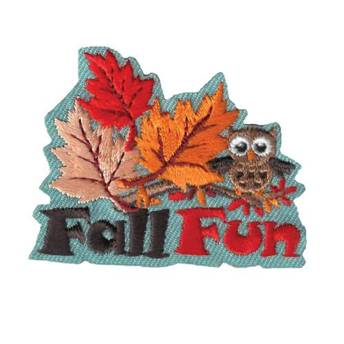 GSWPA Fall Fun Iron-On Fun Patch