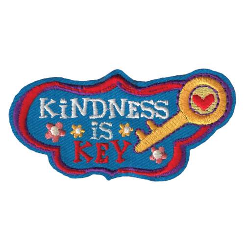 GSWPA Kindness is Key Iron-On Fun P