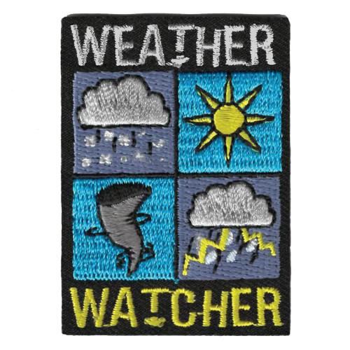 GSWPA Weather Watcher Iron-On Fun P