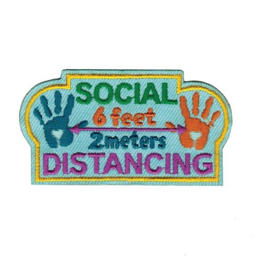 GSWPA Social Distancing Iron-On Fun