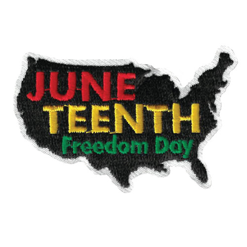 GSWPA June Teenth Freedom Day Iron-