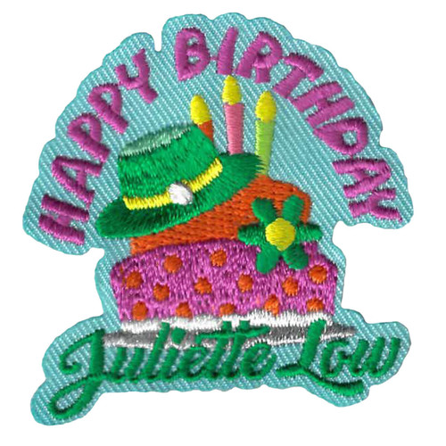 GSWPA Happy Birthday Juliette Low I