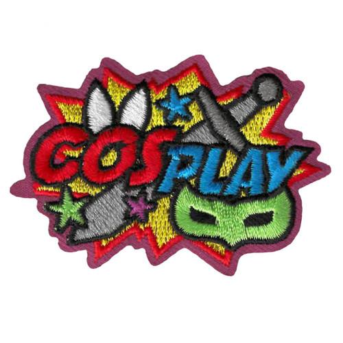 GSWPA Cosplay Iron-On Fun Patch