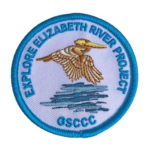 GSCCC Explore Elizabeth River patch
