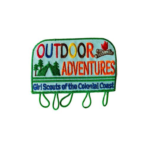 GSCCC Outdoor Adventure Patch