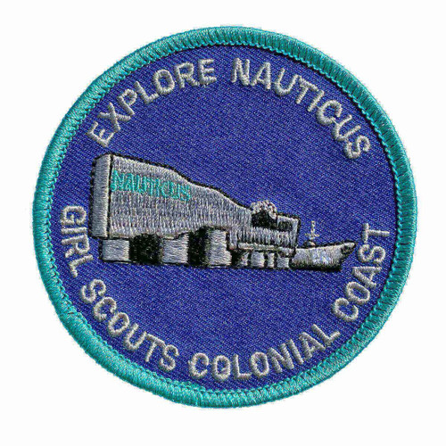 GSCCC Explore Nauticus patch