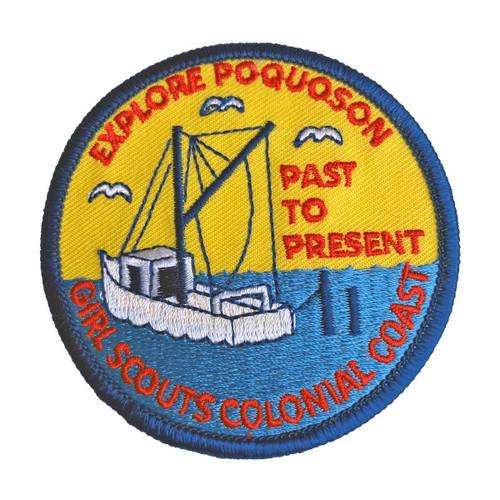 GSCCC Explore Poquoson patch