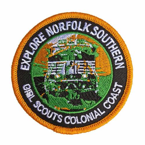 GSCCC Explore Norfolk Southern patc