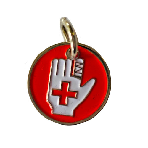 GSCCC First Aid Charm